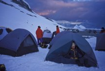 Camping on the Continent