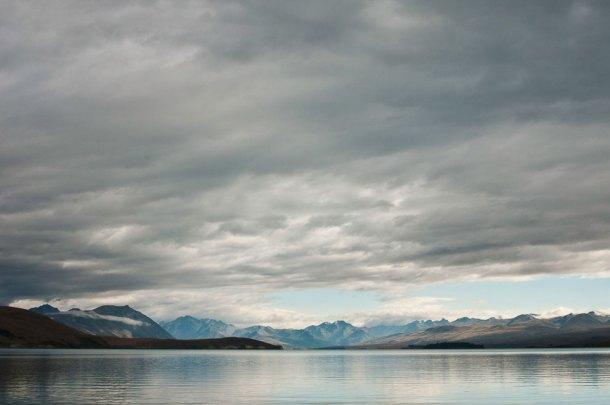 Lake Putaki, Mt Cook National Park