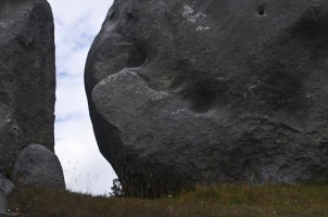 People in Stone, Castle Hill