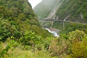 On Arthur's Pass, South Island