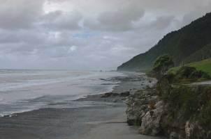 West coast beach #3, South island