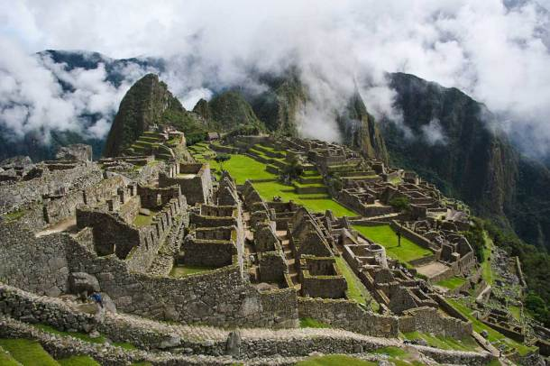 Astonishing Machu Picchu