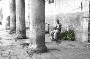 Banana man, Havana