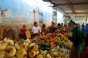 Municipal market, Havana
