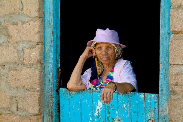 Elder in Nourivier