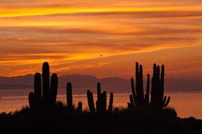 Sunset at Santa Catalina