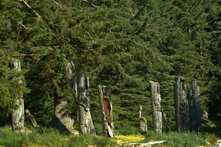 SGaang Gwaii, ( Anthony Island) World Heritage Site
