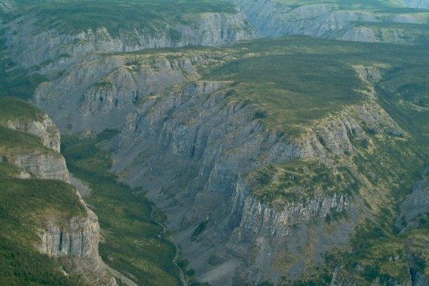 The Ram Plateau, NWT