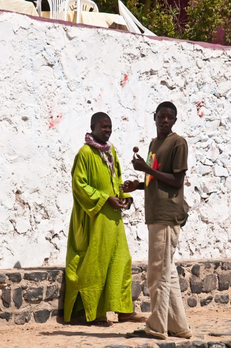 Contrasts, Dakar