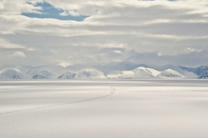 The road to Baffin