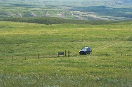 A Prairie Chariot