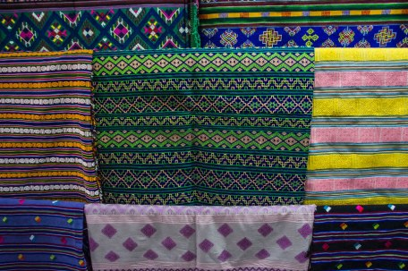 Hand woven cloth