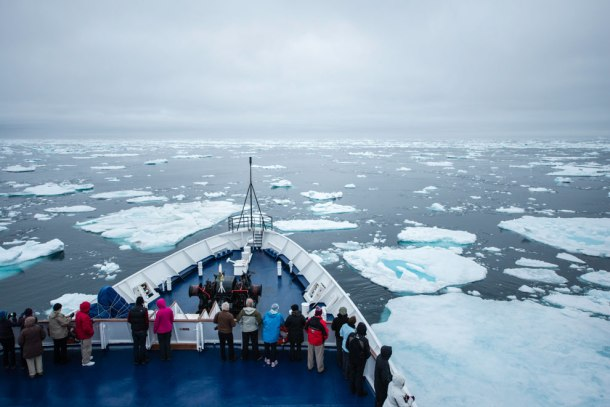In search of Greenland