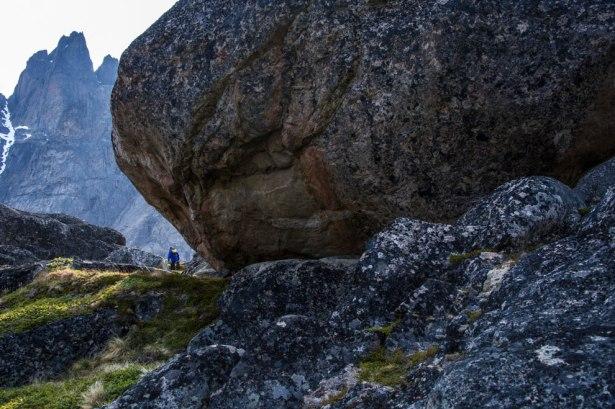 Between a rock a a hard place