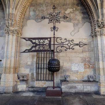 Cloisters at Burgos
