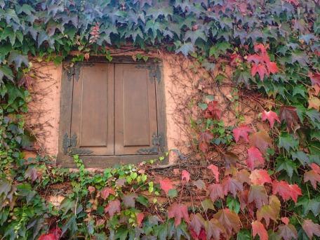 Fall arriving in Spain