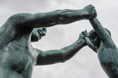 Vigeland Sculpture VII