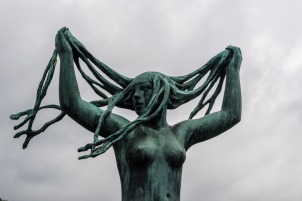 Vigeland Sculpture VI