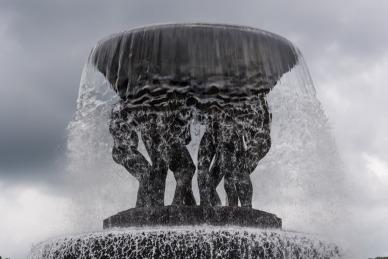 Vigeland Fountain