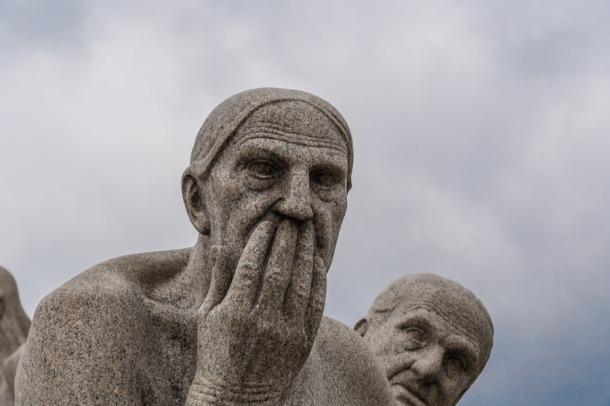 Vigeland Sculpture IV