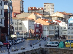 Waterfront in FInisterre