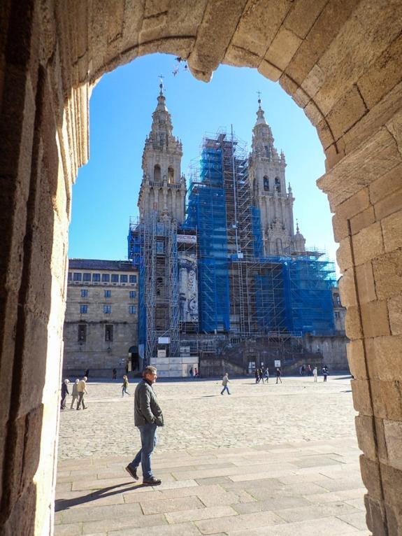 Obradoiro Cathedral