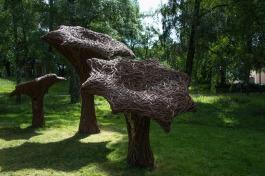 Sculpture in the People's Garden